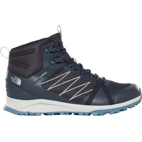 The North Face Litewave Fastpack II Mid GTX Zapatillas Hombre, urban navy/high rise grey